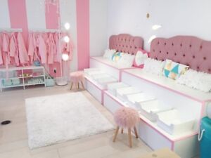 Birthday party venue for kids (girls)