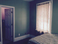 FURNISHED ROOM WITH A PRIVATE BATHROOM-short term
