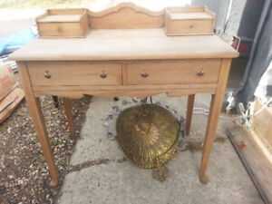ESTATE EDWARDIAN LADIES DESK