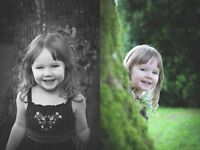 $50 Outdoor Mini Sessions