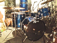 Cash pour vos drums et cymbales/ I buy all drum related items
