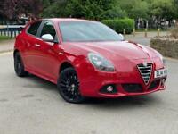 2014 Alfa Romeo Giulietta JTDM-2 SPORTIVA NAV HATCHBACK DIESEL Manual