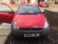 Ford ka 05 plate 1.3 63000 miles