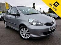 2007 HONDA JAZZ 1.3 DSI SE 5D 82 BHP! P/X WELCOME! AUTO! 2 OWNERS! ELECT S-ROOF!