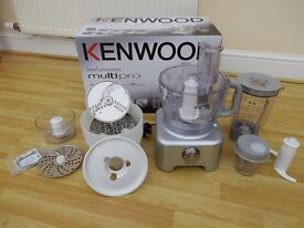 Kenwood Multipro Food Processor FP735 (Like New!)