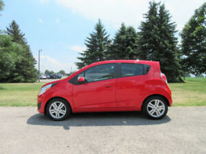 2014 Chevrolet Spark LS- Hatchback.  4 NEW TIRES!!  ONLY $7950