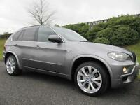 2009 BMW X5 3.0TD 30d M SPORT **LOWER ROAD TAX**