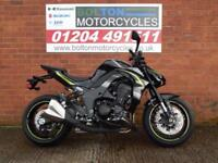 PRE REGISTERED KAWASAKI ZR1000JHF R MOTORCYCLE