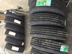 BRAND NEW 225/245/70R19.5's. 14 ply