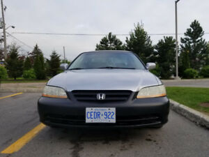2002 Honda Accord EXL Sedan
