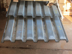 New Surplus Steel Roof Q-Decking