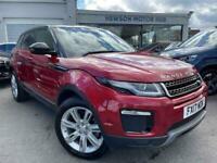 2017 Land Rover Range Rover Evoque Td4 Se Tech Estate Diesel Manual