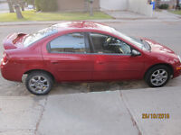 Your First Car - 2004 Dodge SX 2.0 Sedan