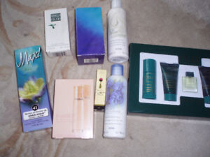 PERFUMES, COLOGNES & BODY LOTION**ALL NEW IN PKG