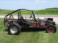 Dune Buggy Volkswagen air cooled engine