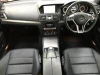 2014 14 MERCEDES-BENZ E CLASS 2.1 E220 CDI AMG SPORT 2D AUTO 170 BHP DIESEL