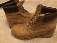 Timberland boots size 10