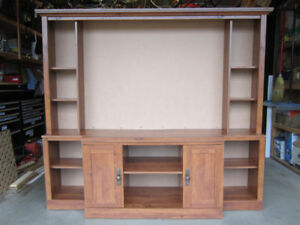 TV Entertainment Unit For Sale.