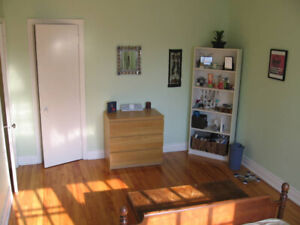 LARGE, BRIGHT 5 ½ in NDG - $1150/mth Heat incl.!