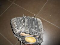 Cooper leather baseball glove right hand size 12''