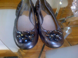 MICHAEL KORS BALLERINA FLATS-JEWELLS ON TOES