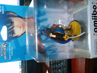 Marth,Wii Fit trainer and other Amiibos