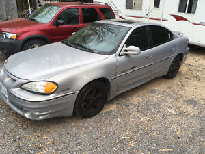 Pontiac grand am GT and se need gone