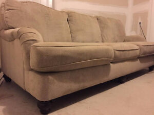 Large 3-4 Person Couch only 2 years old