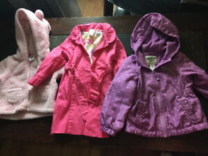 Huge girls lot both summer and fall clothes ! 18-24months