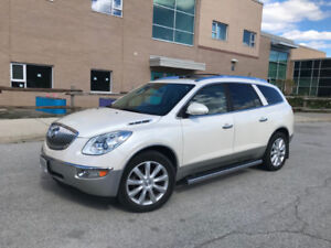 2008 Buick Enclave CXL AWD - Fully Loaded - Private Sale