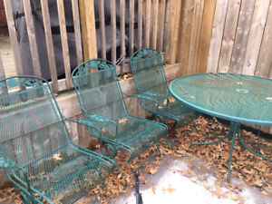Outdoor Dining set / Patio set