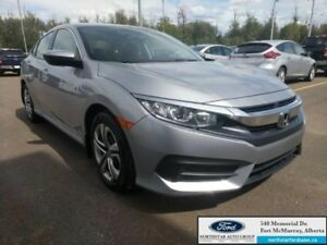 2017 Honda Civic Sedan LX|2.0L|Heated Seats|Back-up Camera  - $7
