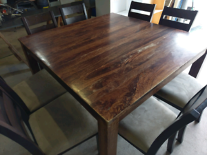 Dining Table - 8 seater Freedom Furniture