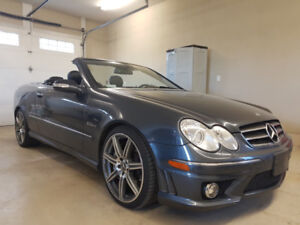 Mercedes CLK 63 AMG convertible *Impecable*