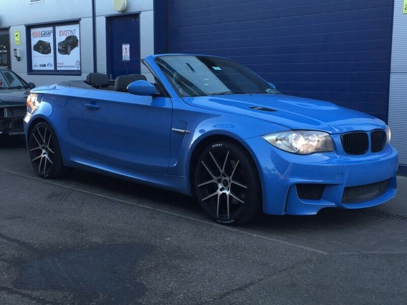 BMW 135i Twin Turbo, N54 convertible, 1M conversion. part ...
