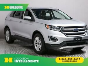 2017 Ford EDGE SEL AWD A/C GR ELECT MAGS BLUETOOTH CAMERA RECUL