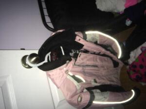 Woman's snowmobile jacket