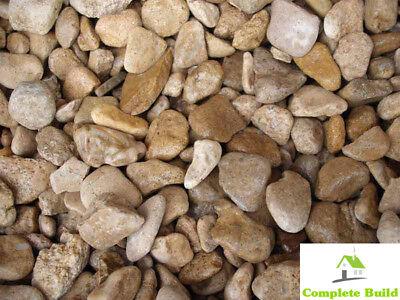 20mm Decorative Gravel Bulk Bag 855kg Min - Landscaping - ideal for Driveways