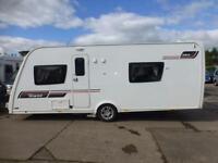 Elddis Avante 564 4 Berth Caravan