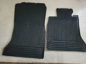 ORIGINAL BMW RUBBER FLOOR MATS