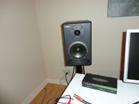 speakers de studio roland ds-90