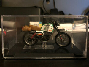 Norev Yamaha XT500 Dakar C. Neveu 1979 Die-cast Model 1:24 Scale