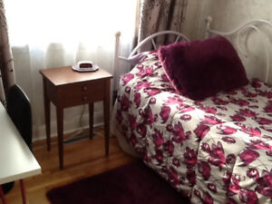 Room for rent for female student