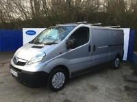 2008 58 Vauxhall Vivaro 2.0CDTI ( 115ps ) ( Euro IV ) 2900 LWB Diesel Van