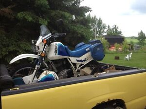 Parts for 1986 DR600