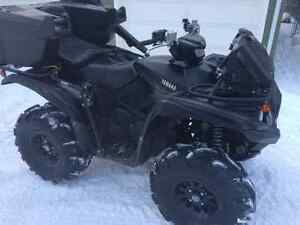 2016 Yamaha Grizzly EPS SE --MINT--