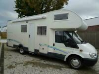 Chausson Welcome 28 - 6 Berth - Transverse Rear Bed - Motorhome For Sale