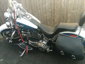 LePera Daytona 2 up seat for softail models