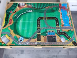 Table de jeu Imaginarium pour trains