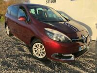 2013 Renault Grand Scenic 1.5 dCi Dynamique TomTom 5dr EDC Automatic MPV Diesel
